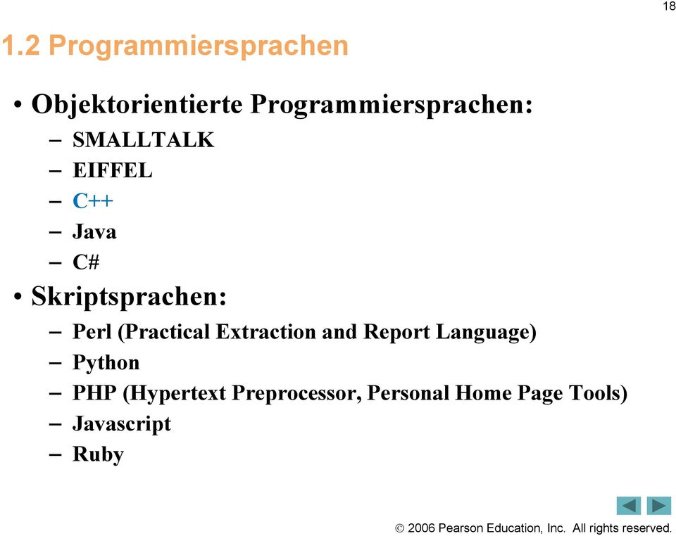 Skriptsprachen: Perl (Practical Extraction and Report