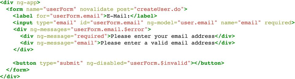 "email.$error"">! <div ng-message=""required"">please enter your email address</div>!"