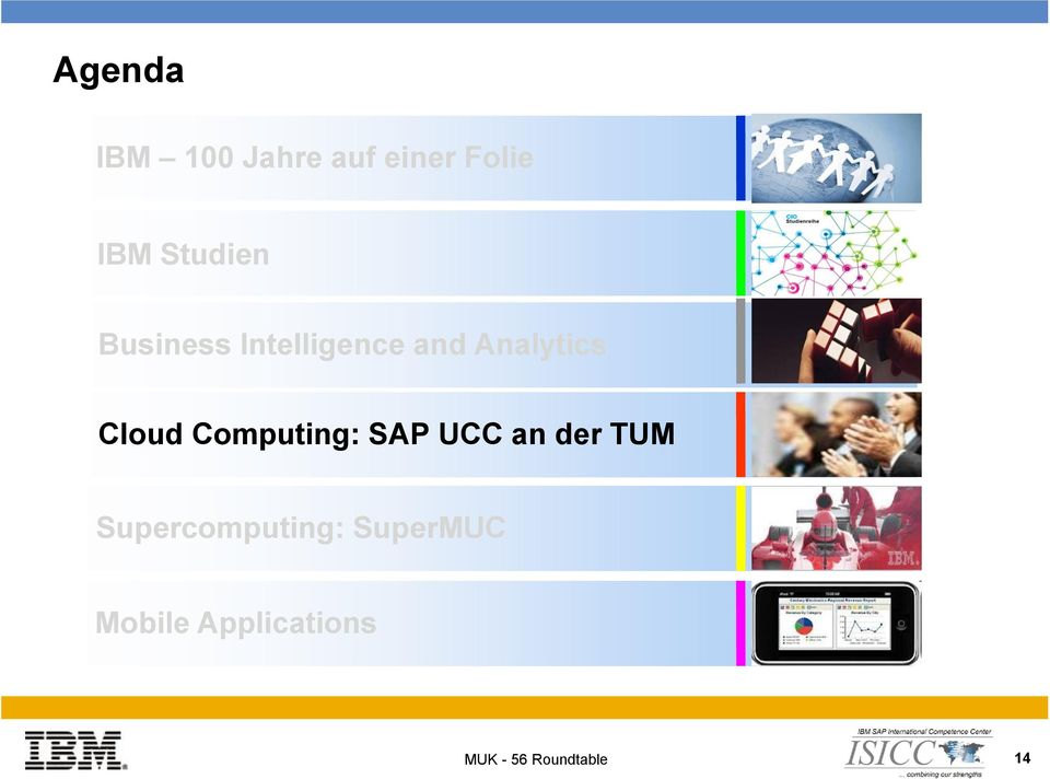 Cloud Computing: SAP UCC an der TUM