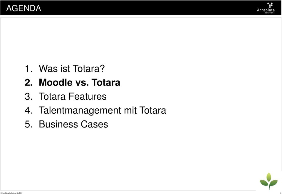 Totara Features 4.