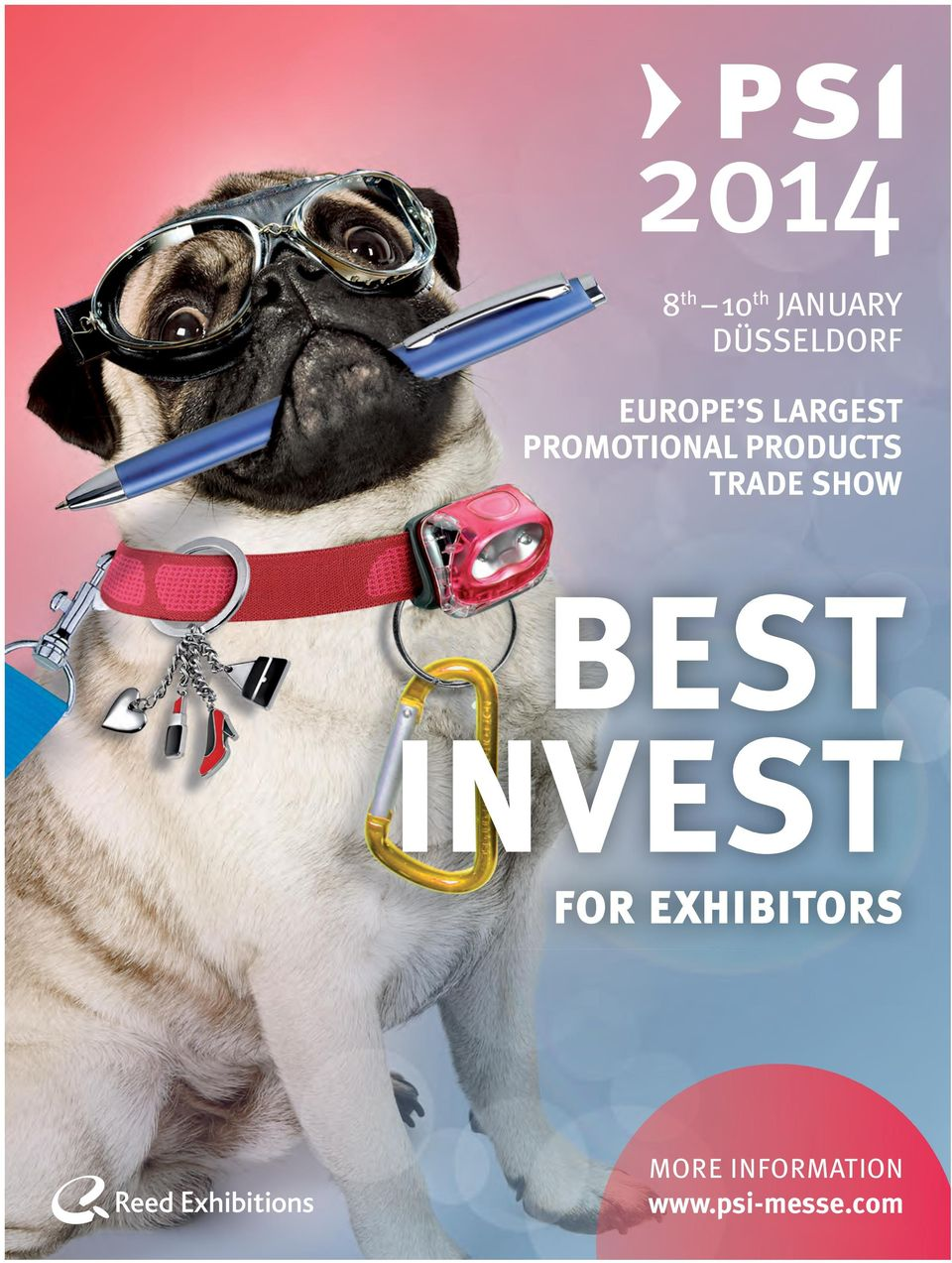 INVEST FOR EXHIBITORS MORE INFORMATION www.