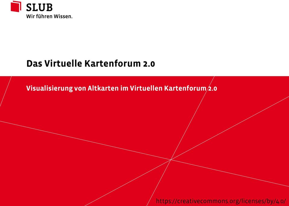 Virtuellen Kartenforum 2.