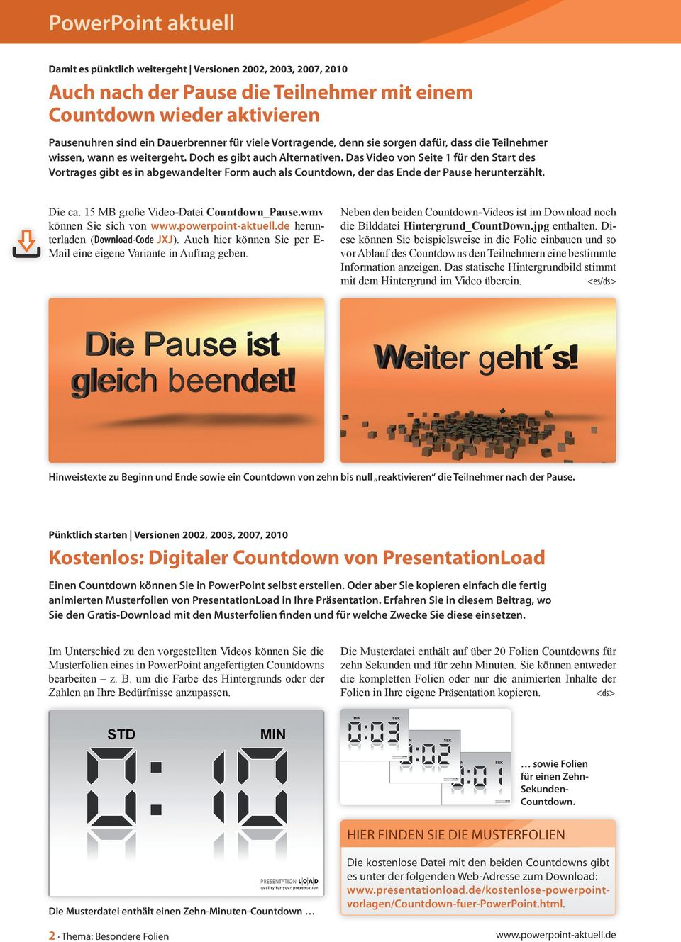 DER Fachinformationsdienst - PDF