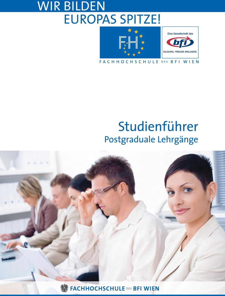 Studienführer Postgraduale