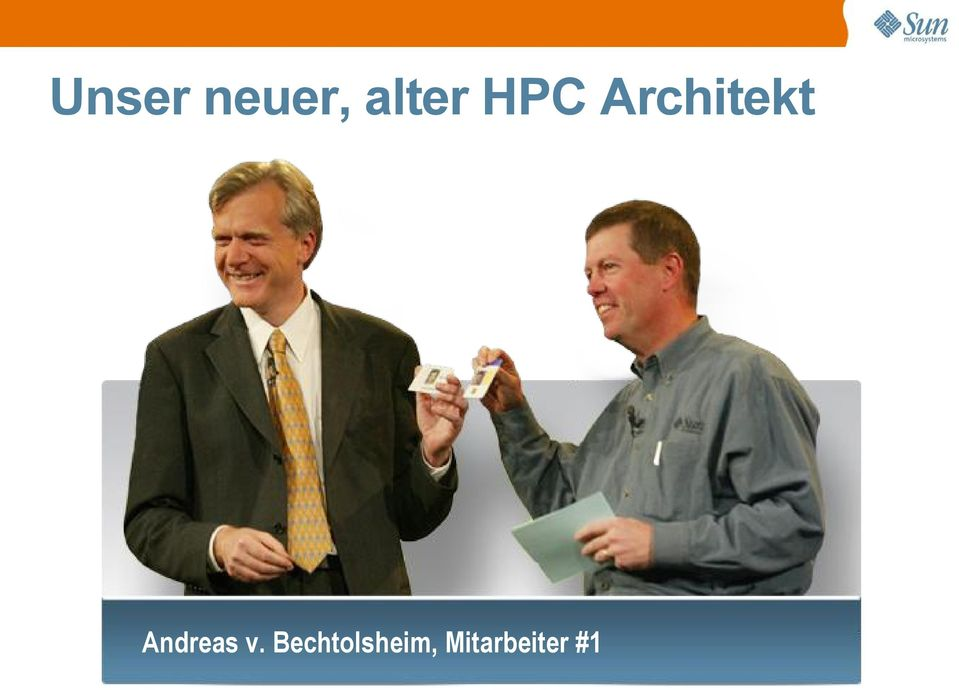 Architekt Andreas