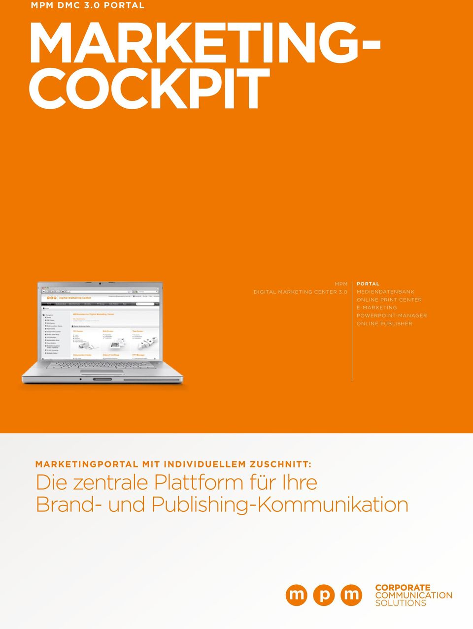 POWERPOINT-MANAGER ONLINE PUBLISHER Marketingportal mit