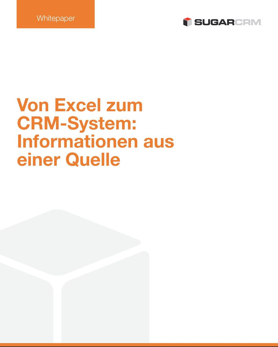 CRM-System: