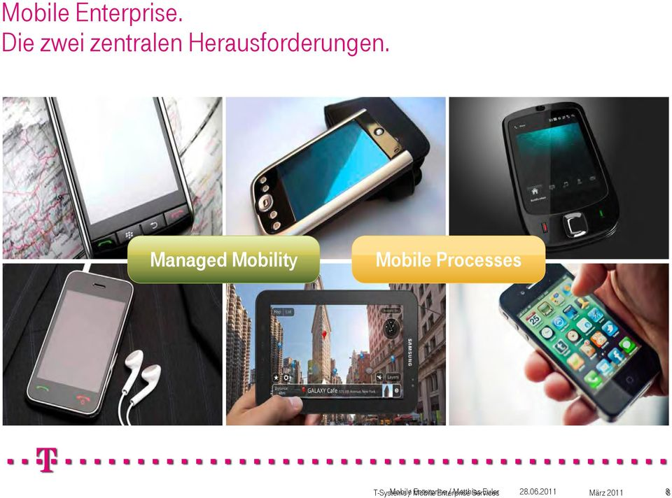 T-Systems Mobile / Mobile Enterprise