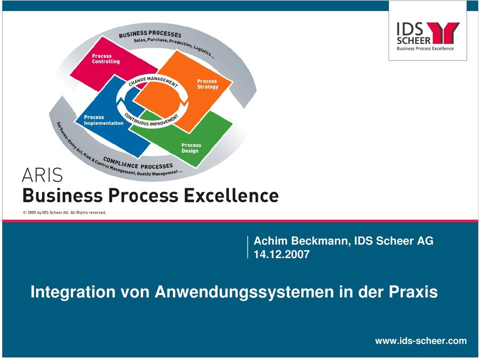 2007 Integration von