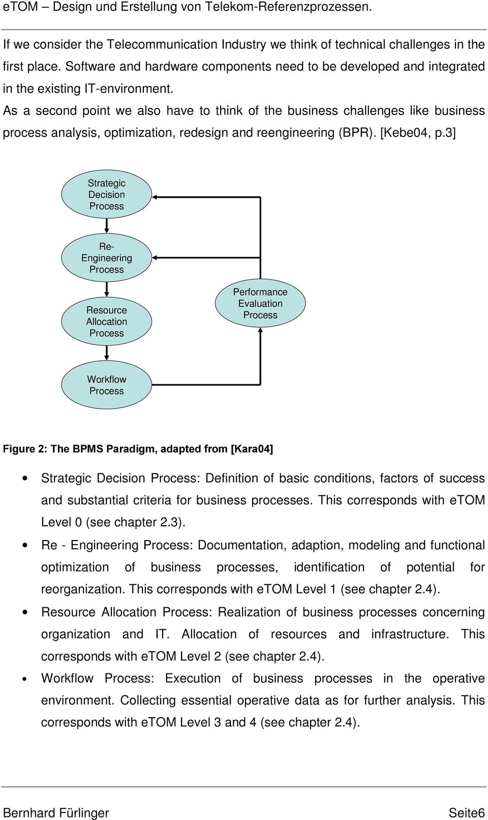 3] Strategic Decision Process Re- Engineering Process Resource Allocation Process Performance Evaluation Process Workflow Process )LJUH7KH%3063DUDGLJPDGDSWHGIURP>.