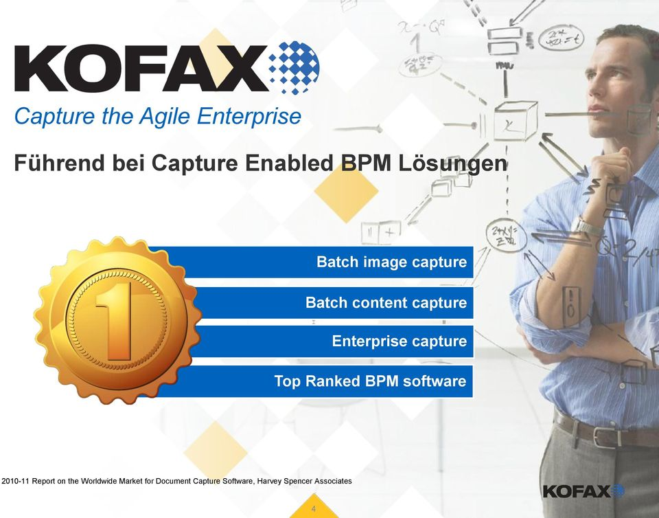 capture Top Ranked BPM software 2010-11 Report on the