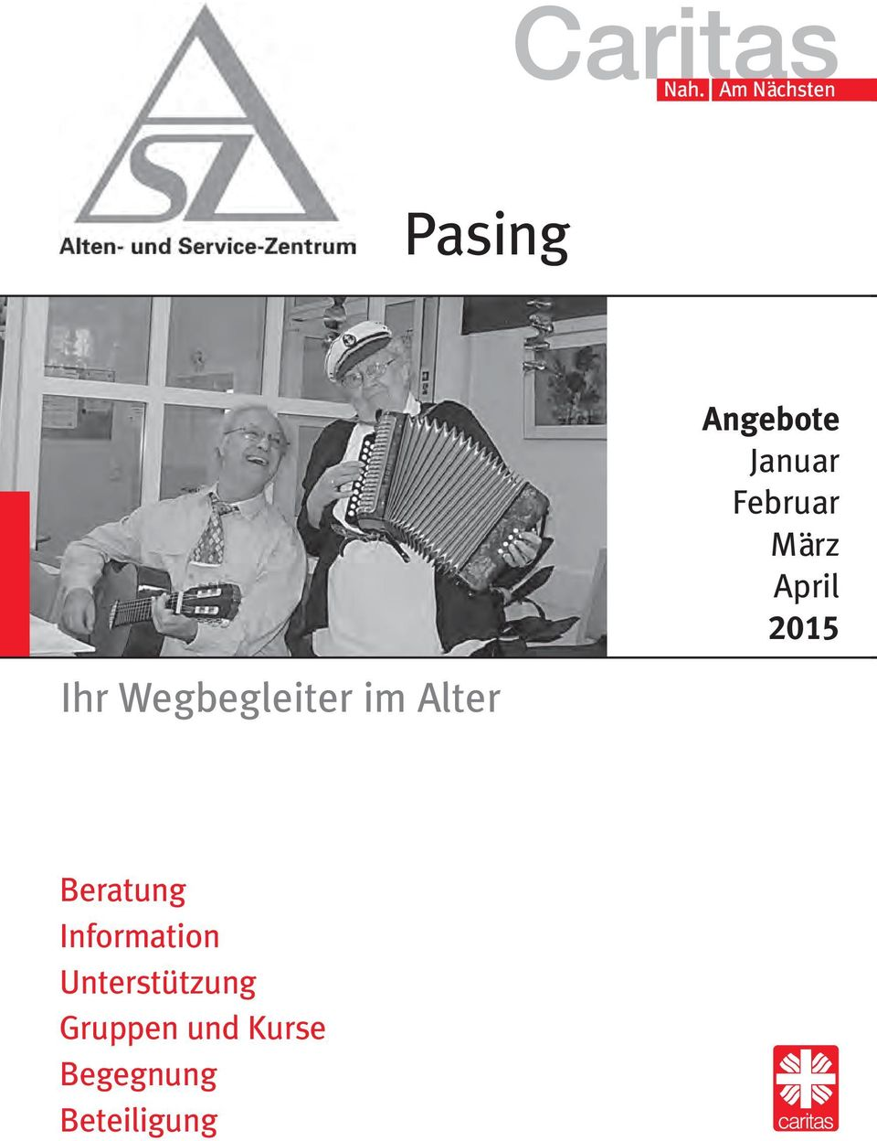 April 2015 Beratung Information