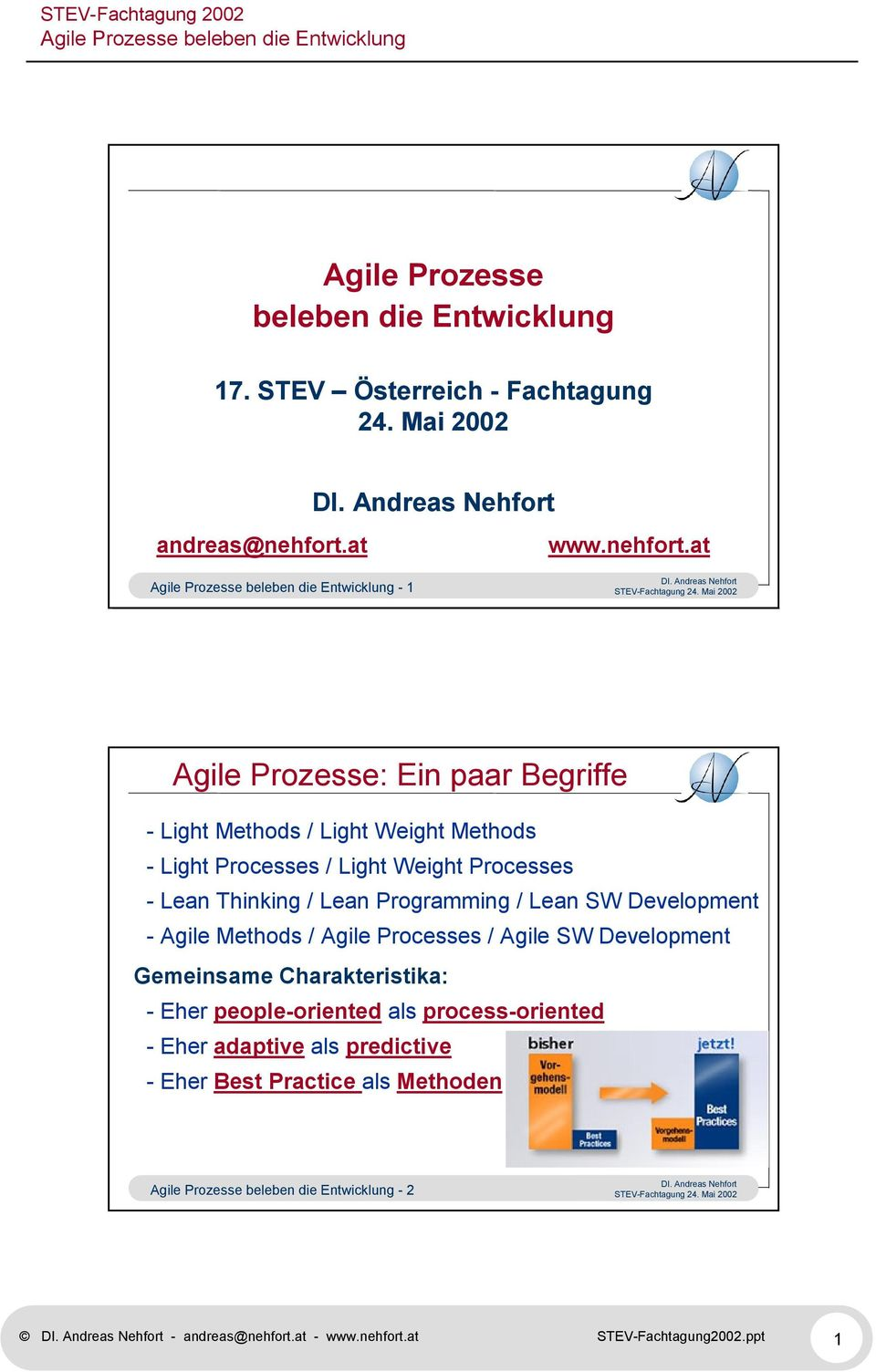at Agile Prozesse: Ein paar Begriffe - Light Methods / Light Weight Methods - Light Processes / Light Weight Processes - Lean Thinking /