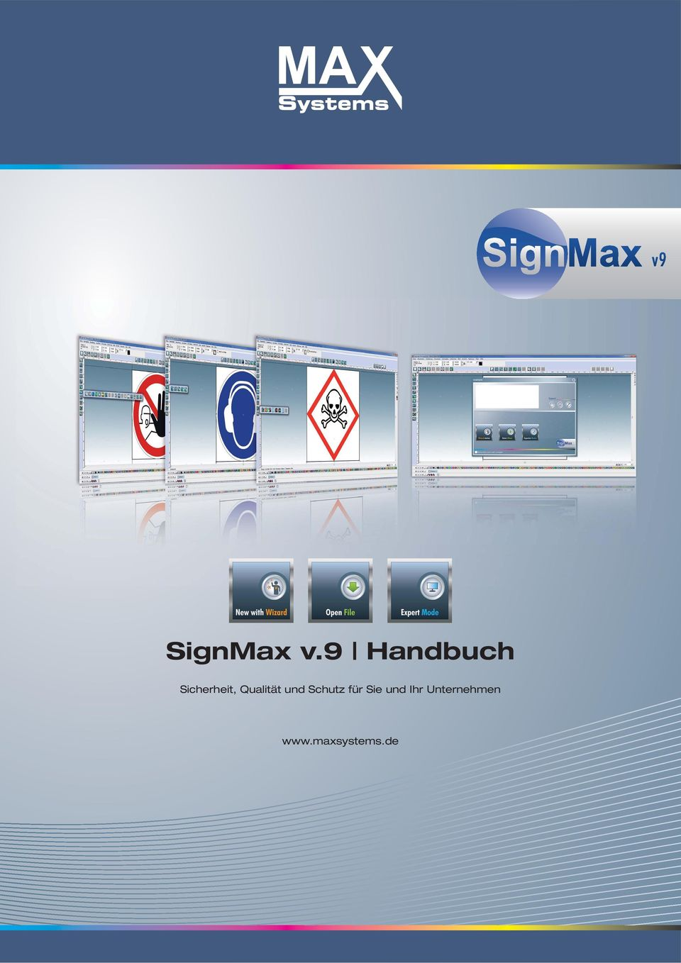 LabelMax SP2 Be nungsanleitung PDF