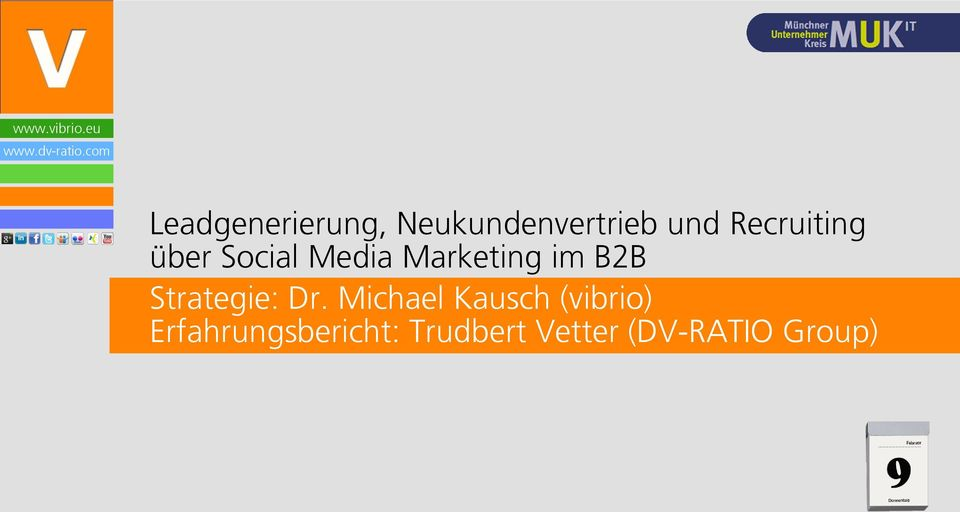 B2B Strategie: Dr.