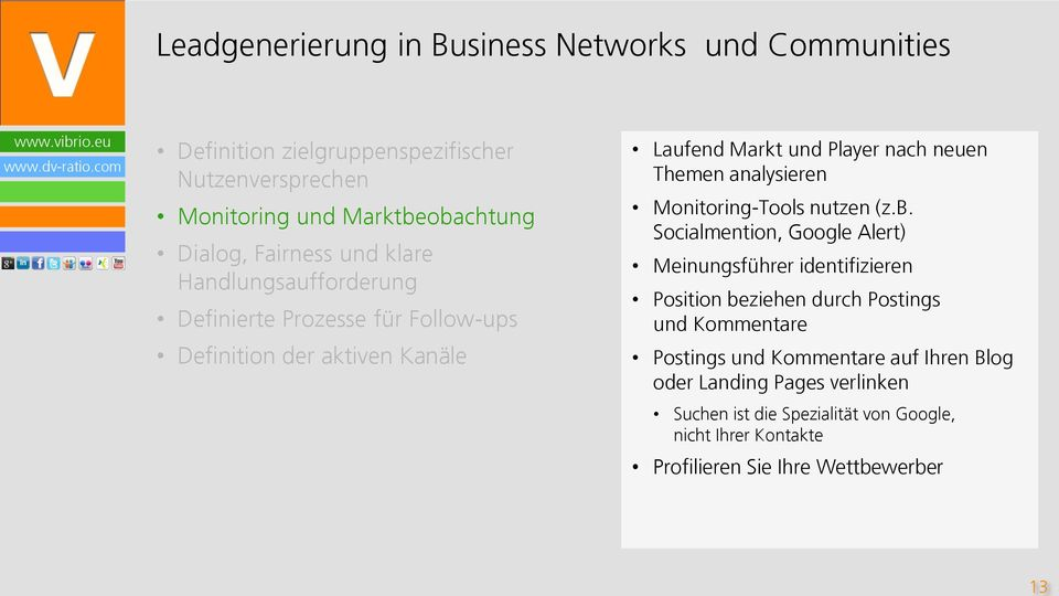 analysieren Monitoring-Tools nutzen (z.b.