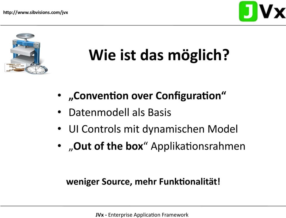 Basis UI Controls mit dynamischen Model Out