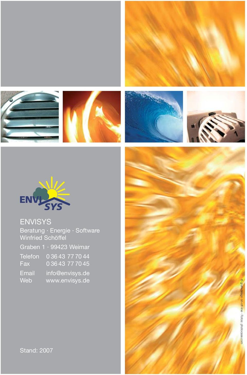 03643 777045 Email info@envisys.