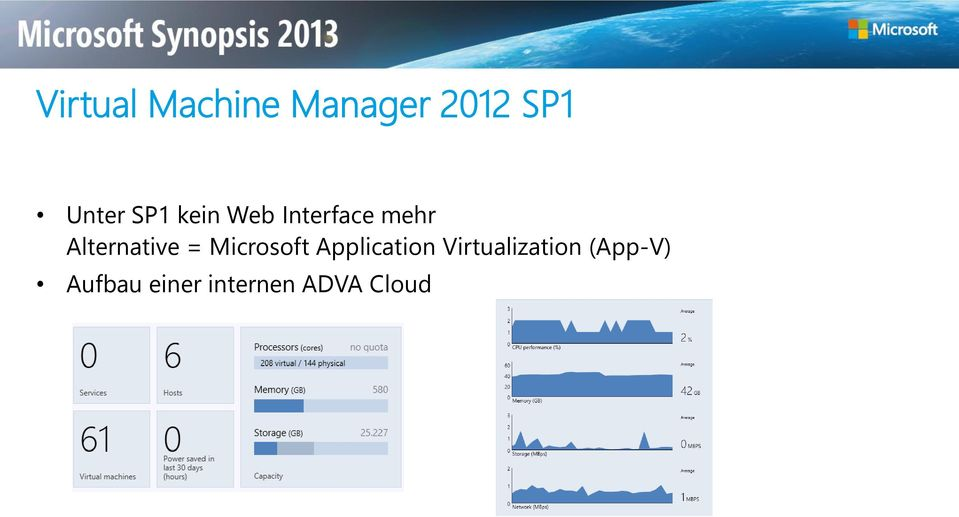 = Microsoft Application Virtualization