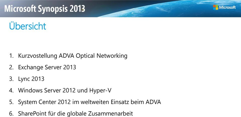 Windows Server 2012 und Hyper-V 5.