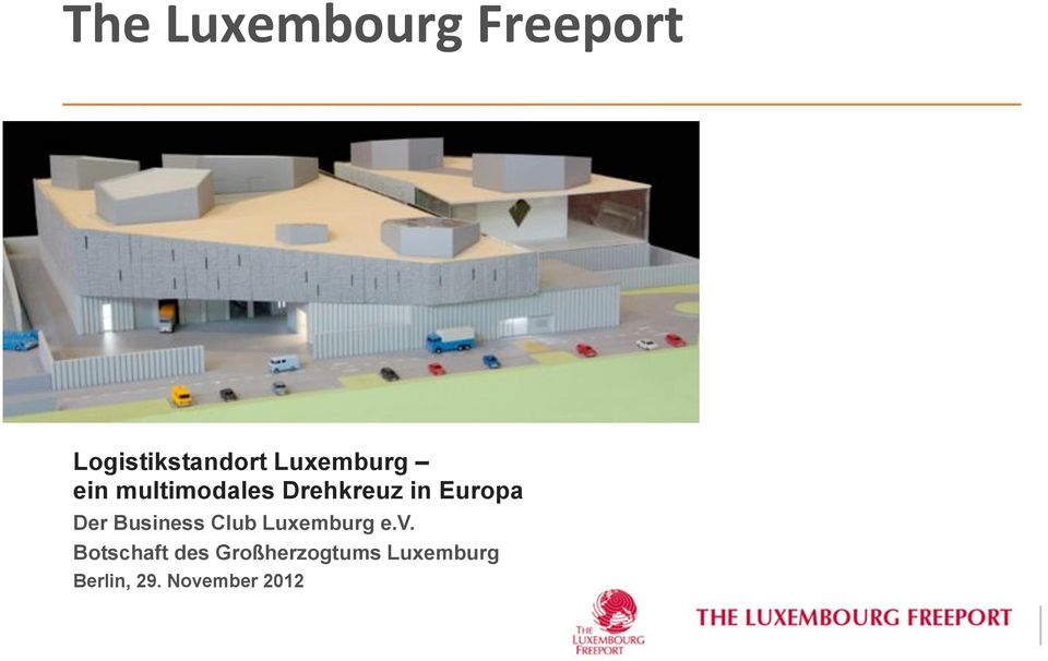 Der Business Club Luxemburg e.v.