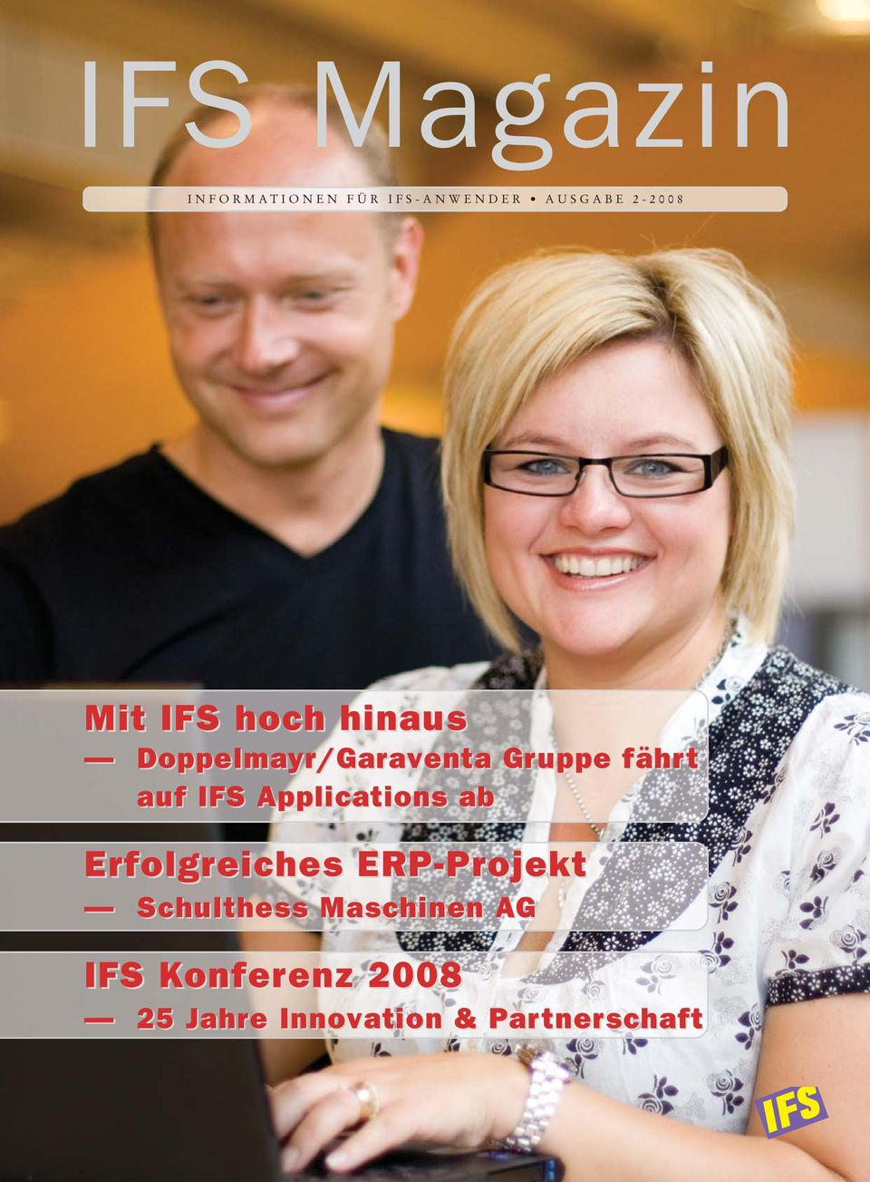 IFS Applications ab Erfolgreiches ERP-Projekt Schulthess
