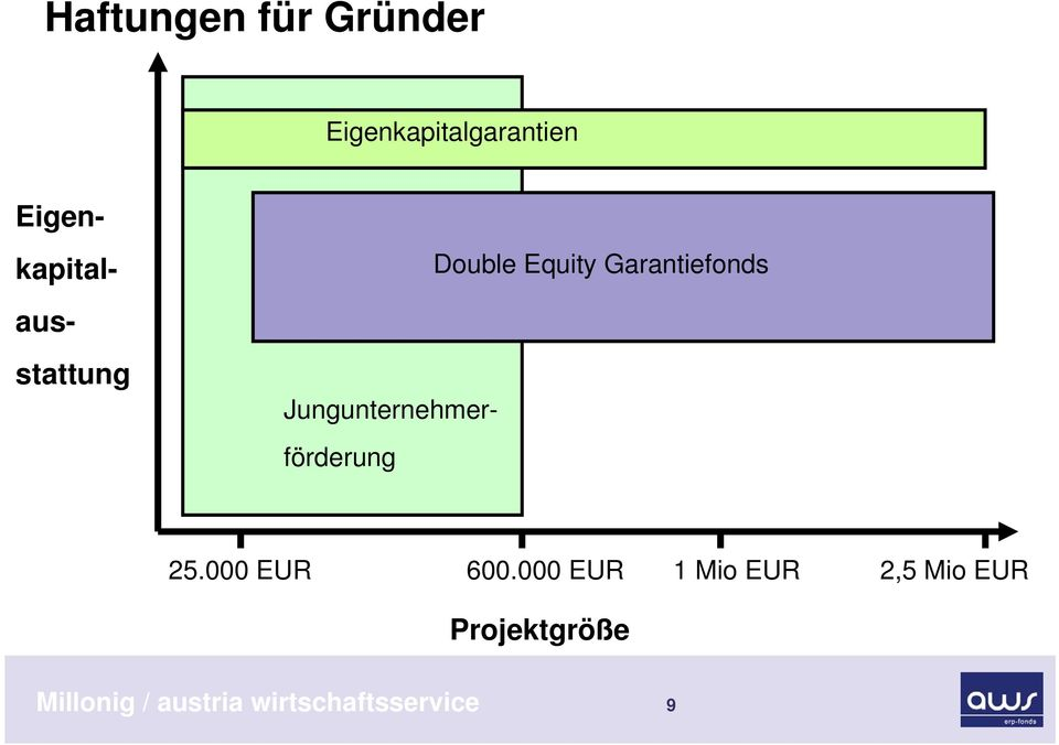 Double Equity Garantiefonds 25.000 EUR 600.