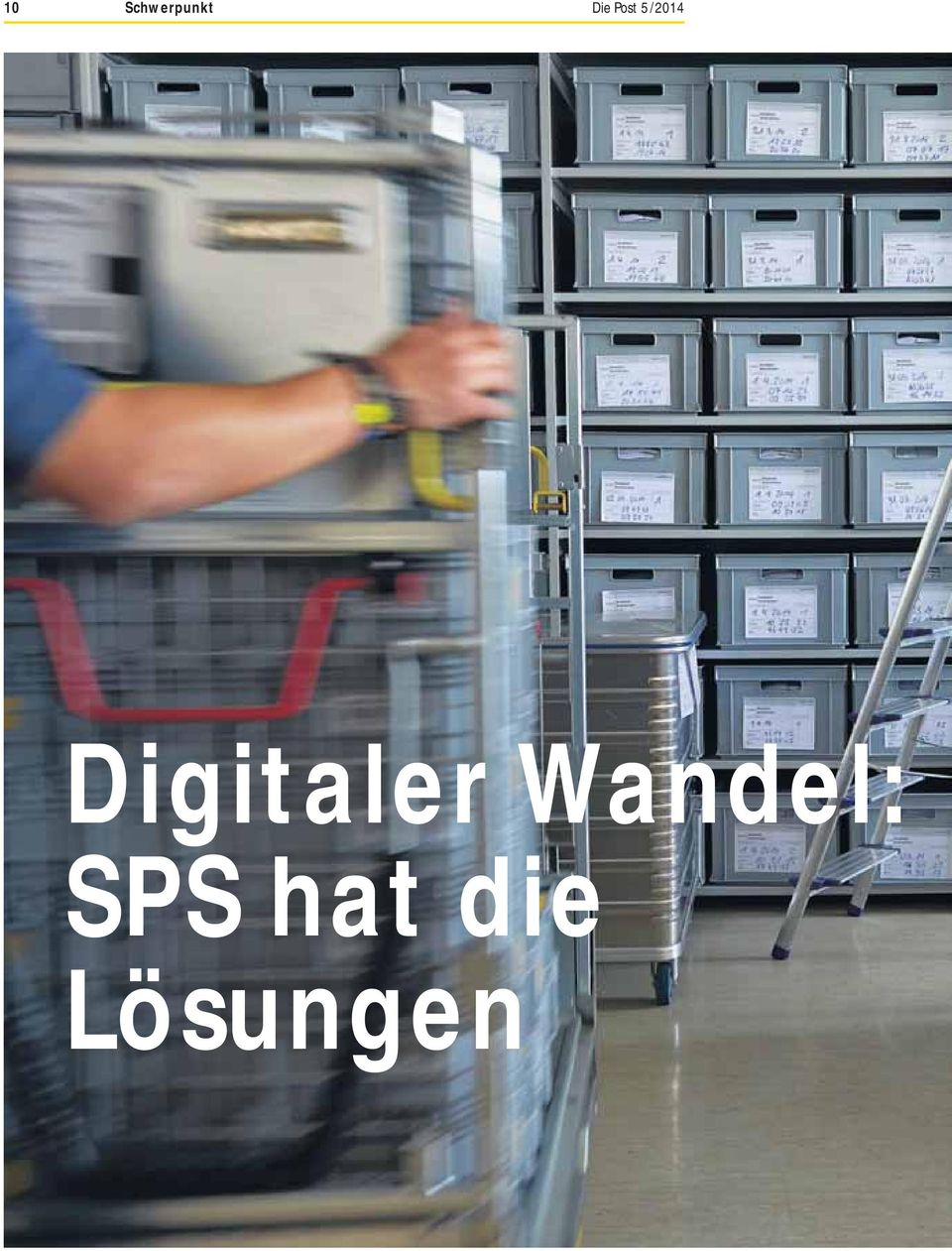 Digitaler Wandel:
