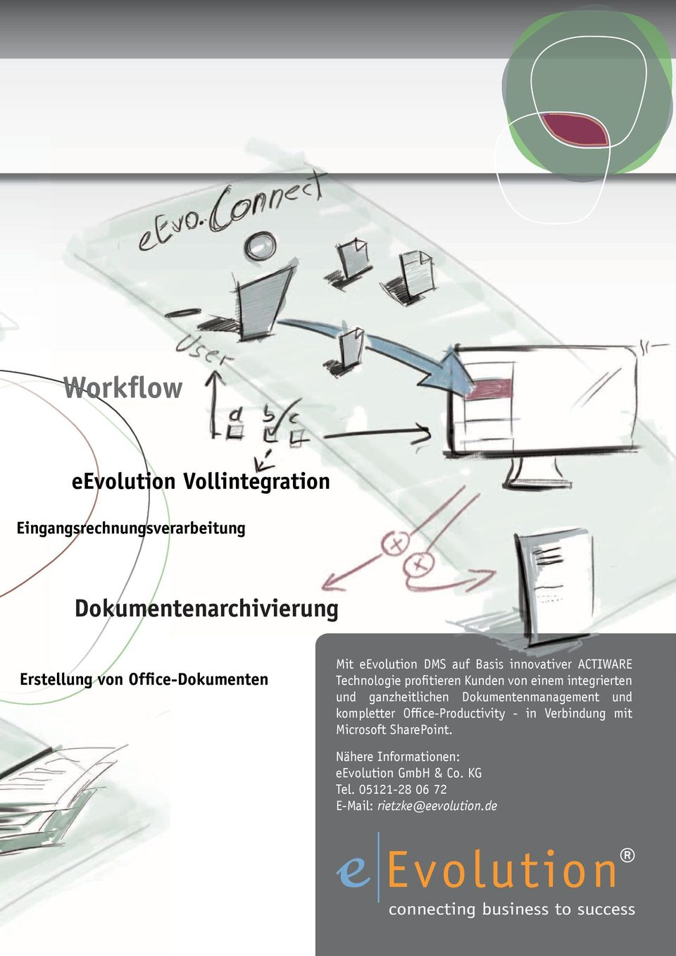 kompletter Office-Productivity - in Verbindung mit Microsoft SharePoint.