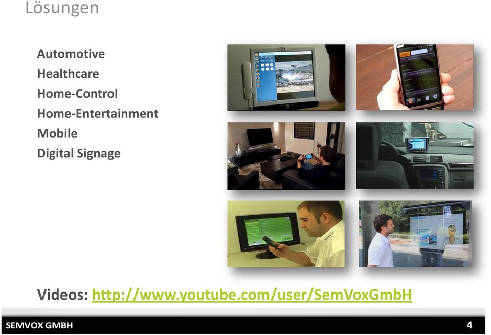 Mobile Digital Signage Videos: