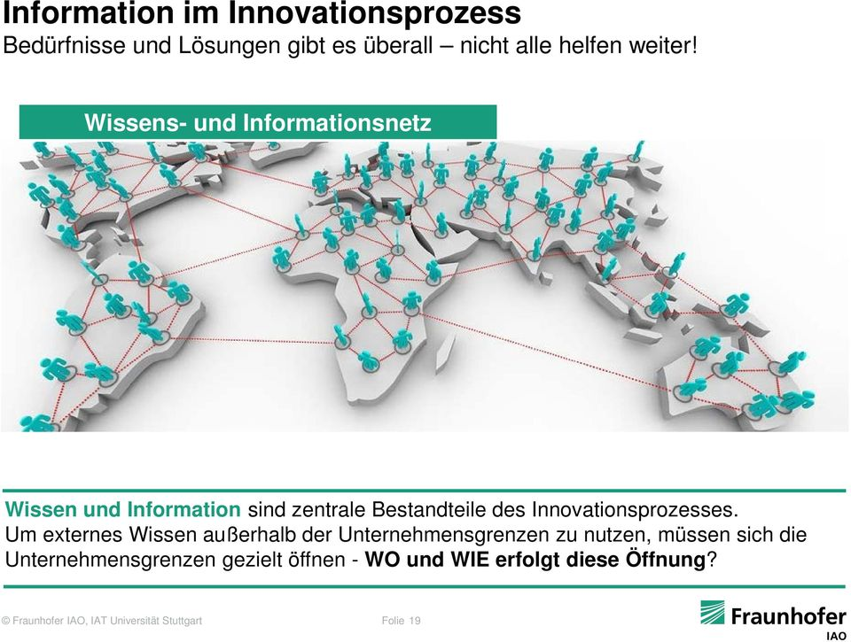 Innovationsprozesses.