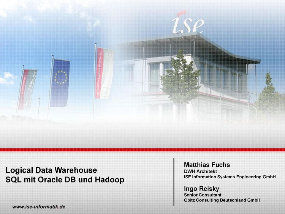 Information Systems Engineering GmbH Ingo