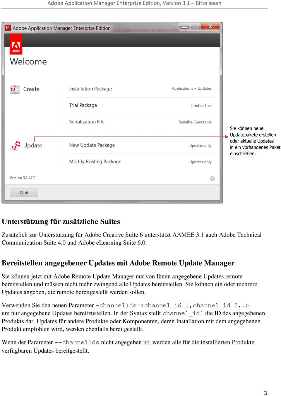 und Adobe elearning Suite 6.0.