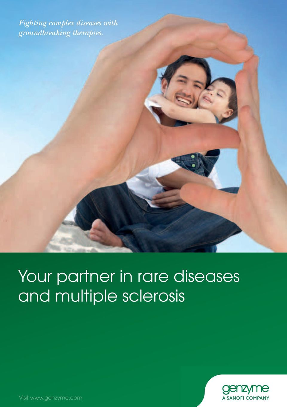 Your partner in rare diseases