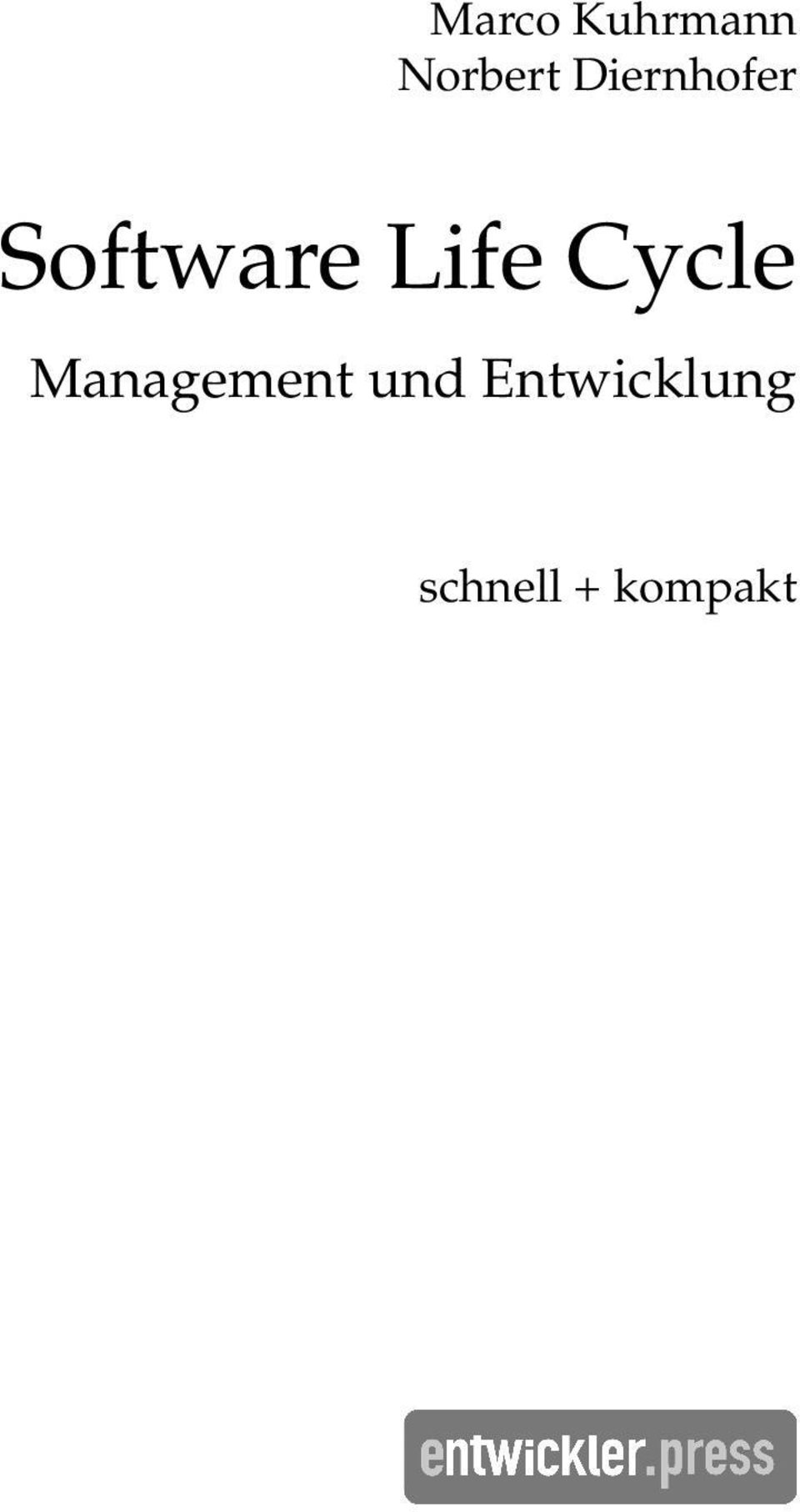 Cycle Management und