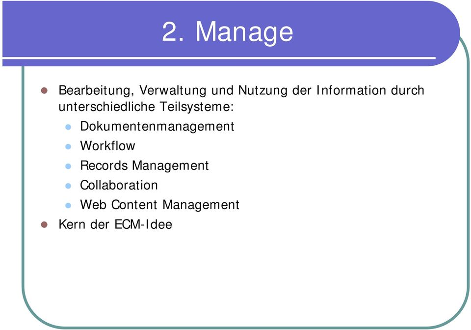 Dokumentenmanagement Workflow Records Management