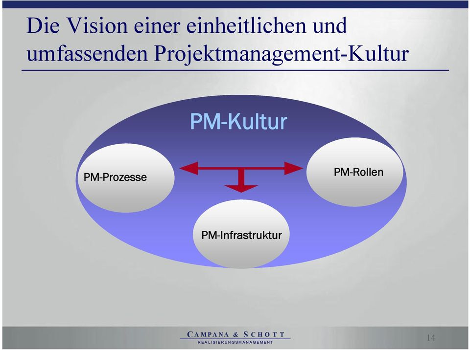 Projektmanagement-Kultur