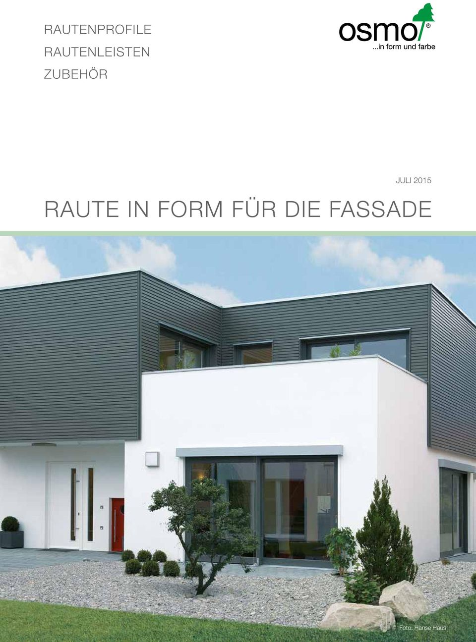 raute in form f r die fassade pdf. Black Bedroom Furniture Sets. Home Design Ideas