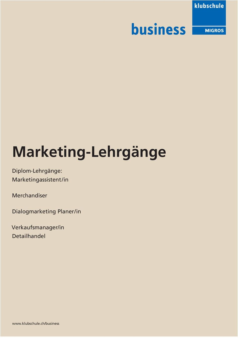 Dialogmarketing Planer/in