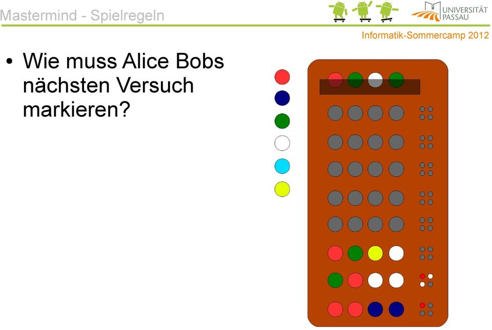 muss Alice Bobs