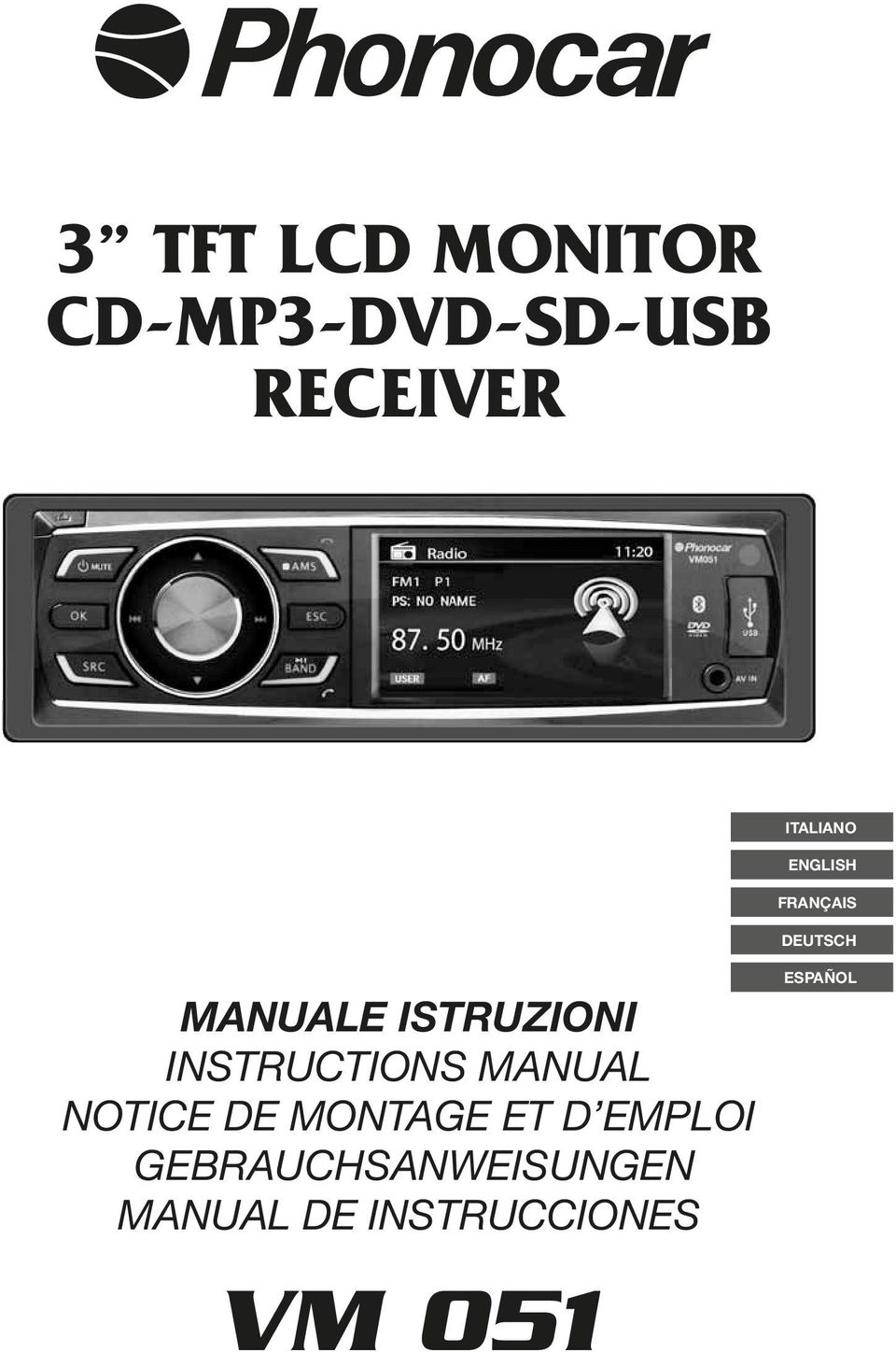 ISTRUZIONI INSTRUCTIONS MANUAL NOTICE DE MONTAGE ET