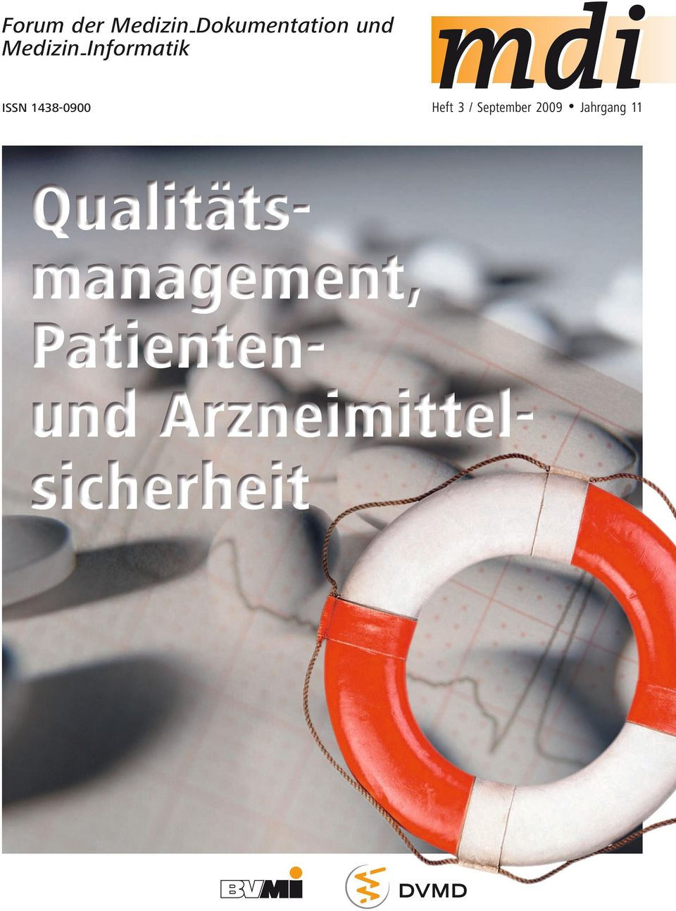 / September 2009 Qualitäts management,