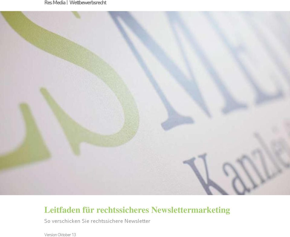 Newslettermarketing So verschicken