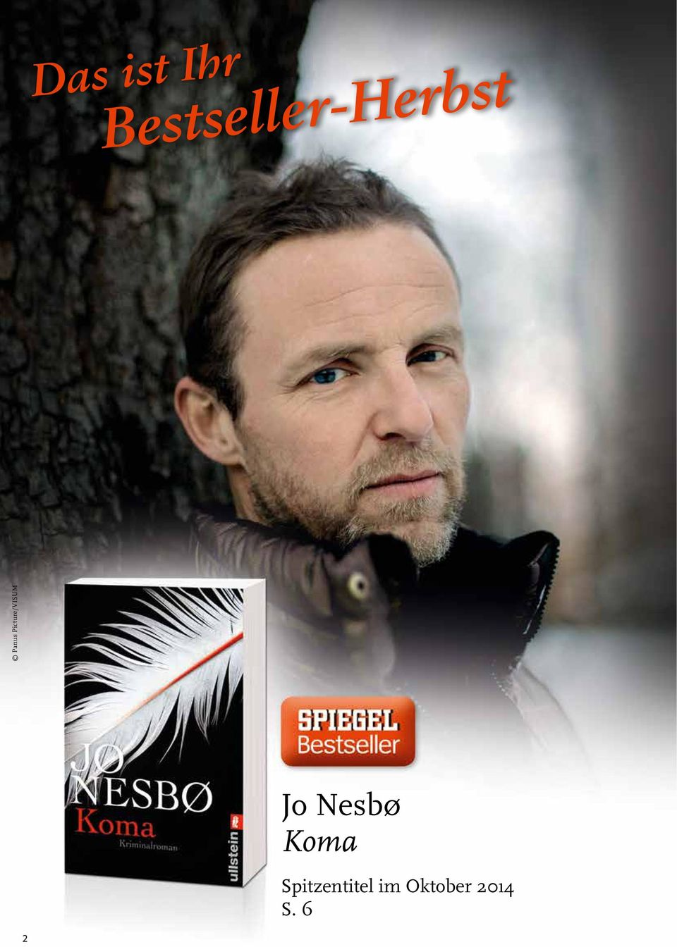 Picture/VISUM Jo NesbØ