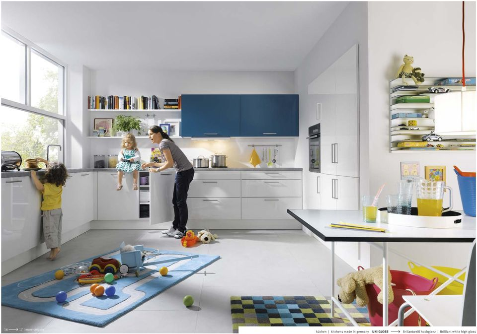 more colours küchen kitchens made in germany UNI
