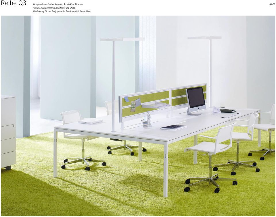 Innovationspreis Architektur und Office,