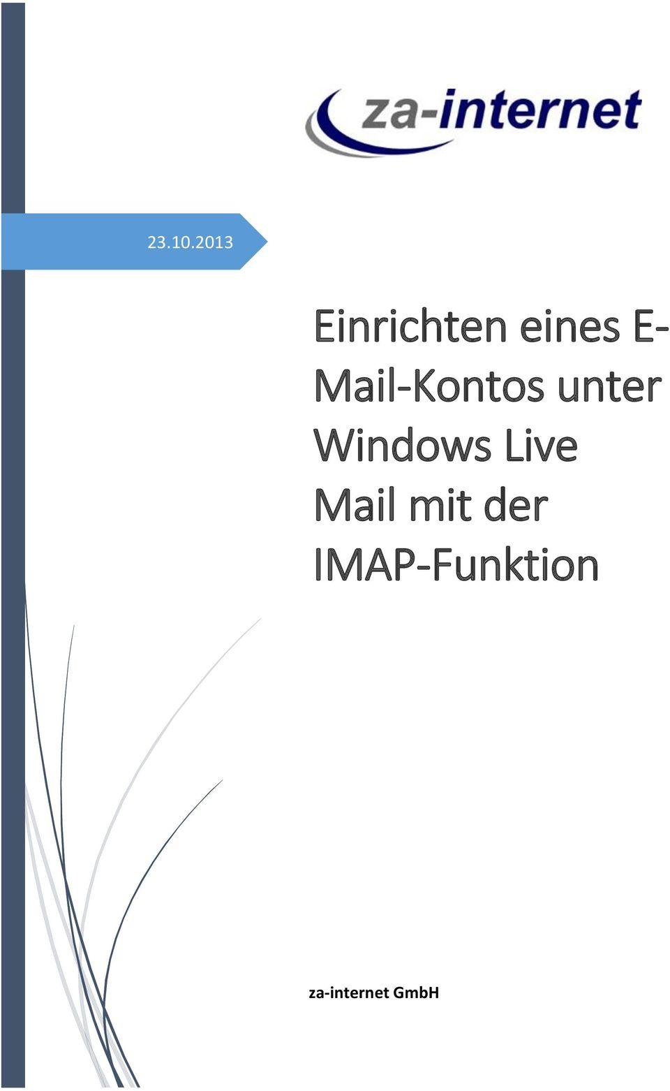 Mail-Kontos unter Windows