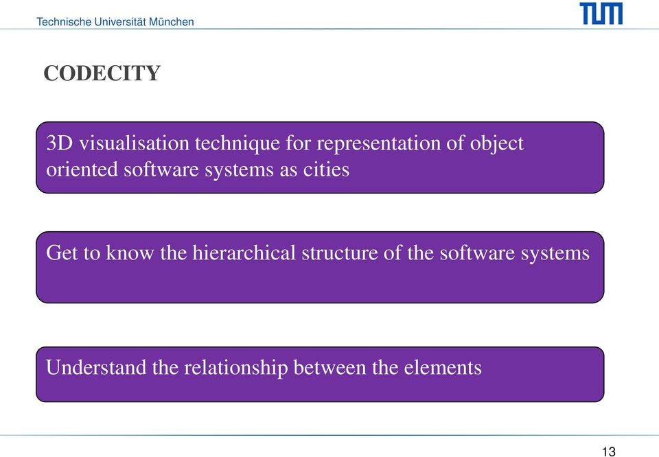 cities Get to know the hierarchical structure of the