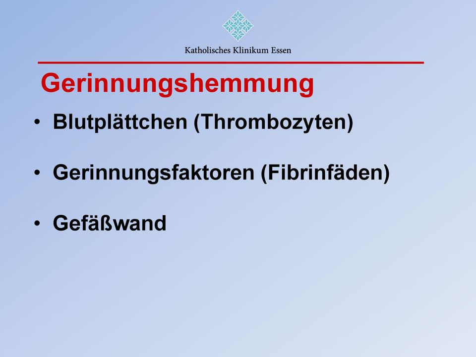 (Thrombozyten)