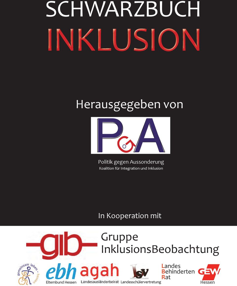 Inklusion In Kooperation mit Gruppe InklusionsBeobachtung
